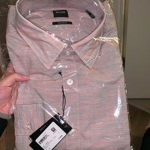 Hugo boss dress shirt BRAND NEW regular fit